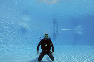 Swimming pools Diving Atlantis